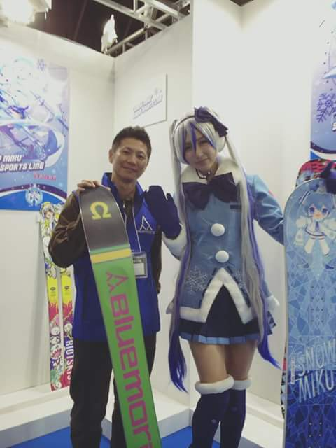 スキー展示会